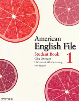 American-English-File-1